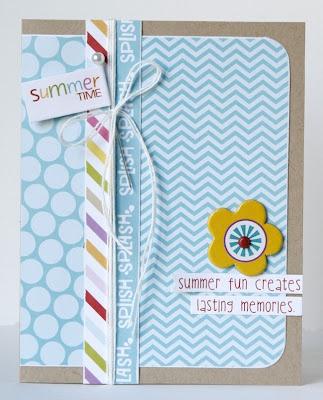 Flags Ideas, Gretchenmcelveen S H Summerfun, Cards Ideas, Gretchenmcelveen S Summerfun, Bella Blvd, Cards Tags, Summerfun Cards, Cards Inspiration, Summer Fun