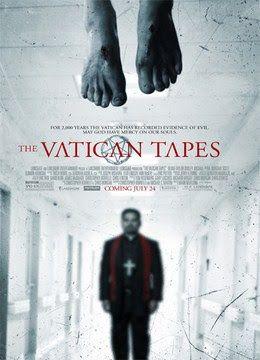 Exorcismo en el Vaticano (2015) [Brrip 720p] [Dual : Latino e Ingles] [Terror] [MG]