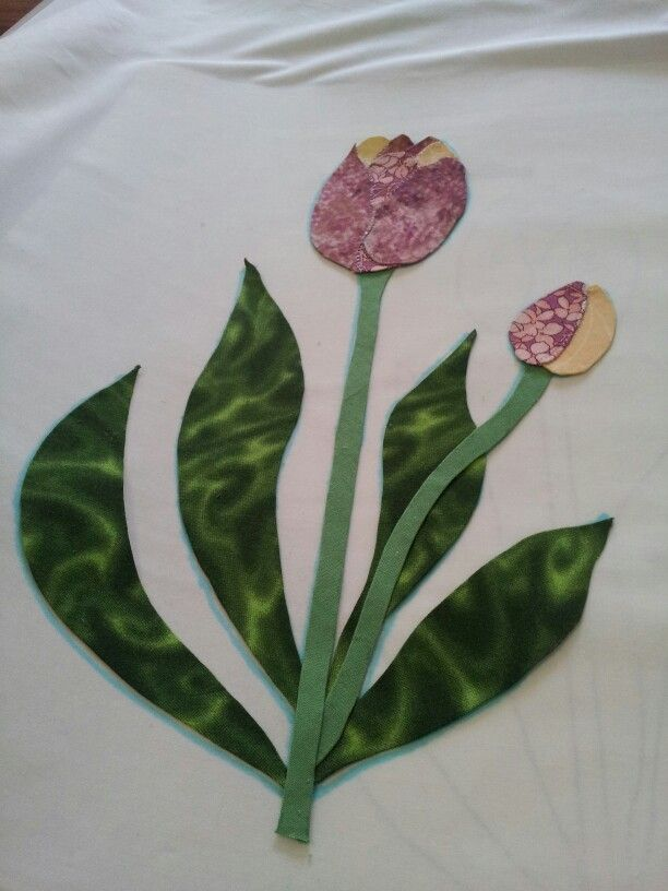 First applique