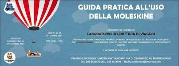 Montesilvano, laboratorio di scrittura di viaggio