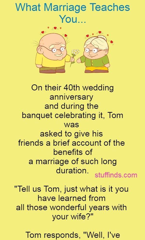 What Marriage Teaches You Marriage Jokes Funny Mom Jokes Funny Marriage Jokes