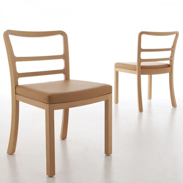 POLO CHAIR, sedia di design ispirata allo stile vintage. Prodotta con cura in Italia da esperte mani artigiane e con le migliori materie prime per garantire così un prodotto resistente e duraturo nel tempo.