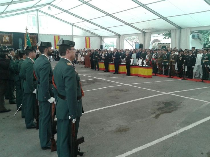 La Guardia Civil, un innegable servicio en la provincia, que celebra, hoy, su día grande