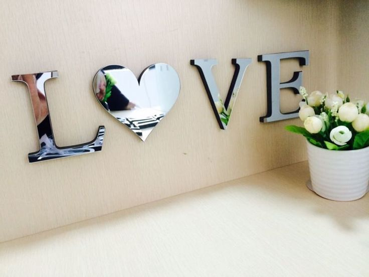 Home Decoration English 3D Letters //Price: $7.95 & FREE Shipping //    #look #dress #follow #girl #cool #summer