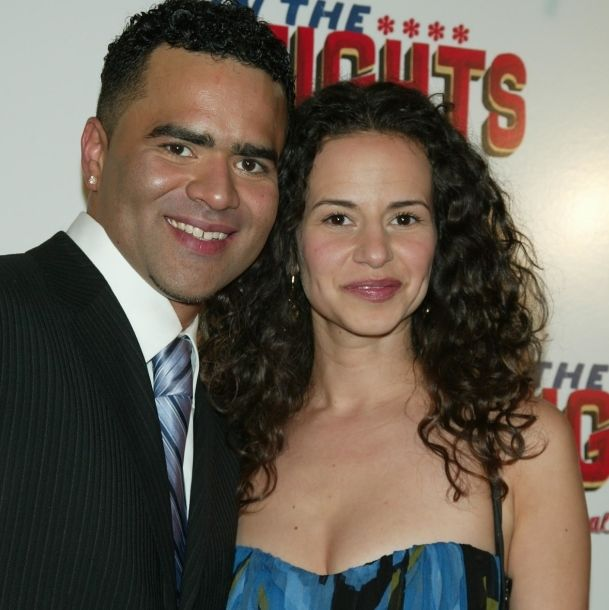 "Flashback Friday: Hamilton's Mandy Gonzalez and Christopher Jackson Sing ""When You're Home"" - TheaterMania.com"