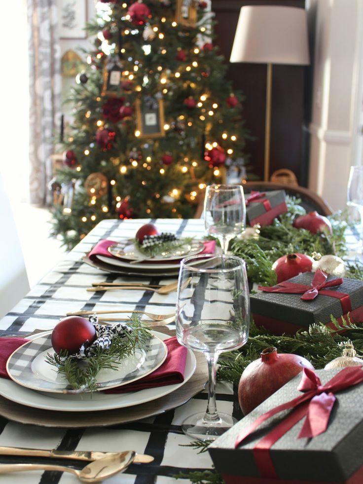 Oscar Bravo Home 7 Holiday Tablescape Ideas