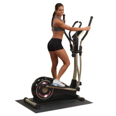 Body Solid BFCT1 Best Fitness Cross Trainer Elliptical
