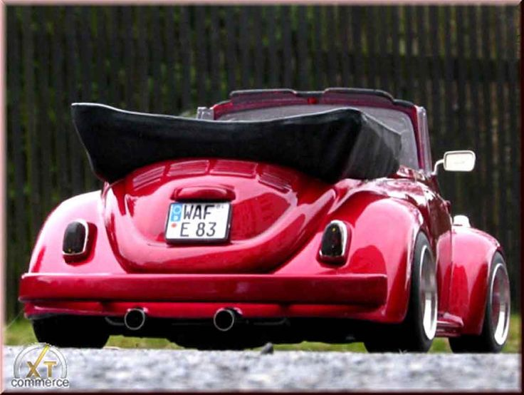 Volkswagen Kafer Coccinelle Cabriolet kit ailes larges et wheels bbs nid dabeilles Solido diecast model car 1/18 - Buy/Sell Diecast car on Alldiecast.us