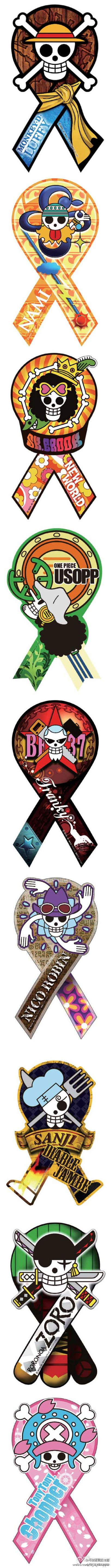 One piece Breast Cancer Support~