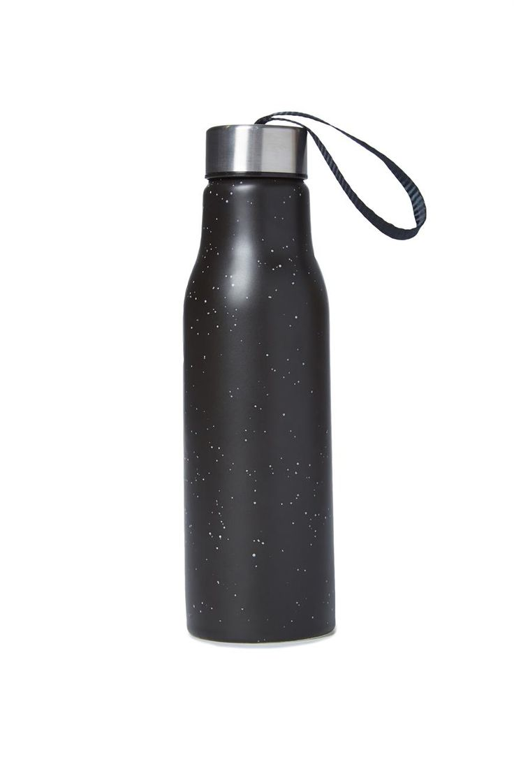 <p>BACK TO SCHOOL WATER BOTTLE</p>  <p>The back to school water bottle is ceramic with a capacity of 390ml.</p>  <p>Available in 5 different and fun colour ways, the water bottle features a handle that is attached to the lid.</p>  <p>Great for carrying around and for the girl on the go.</p>  <p>BPA free.</p>