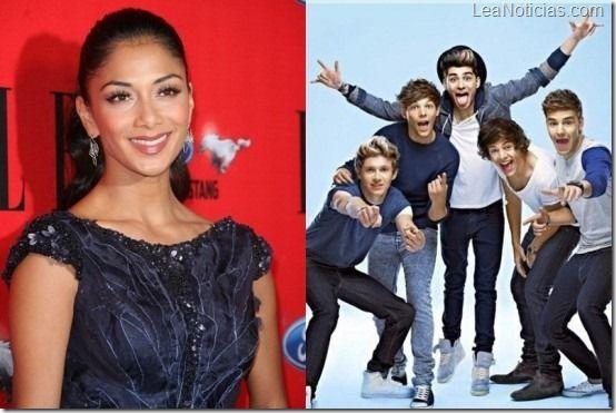 Nicole Scherzinger: Los chicos de One Direction no habrían podido solos - http://www.leanoticias.com/2013/01/22/nicole-scherzinger-los-chicos-de-one-direction-no-habrian-podido-solos/