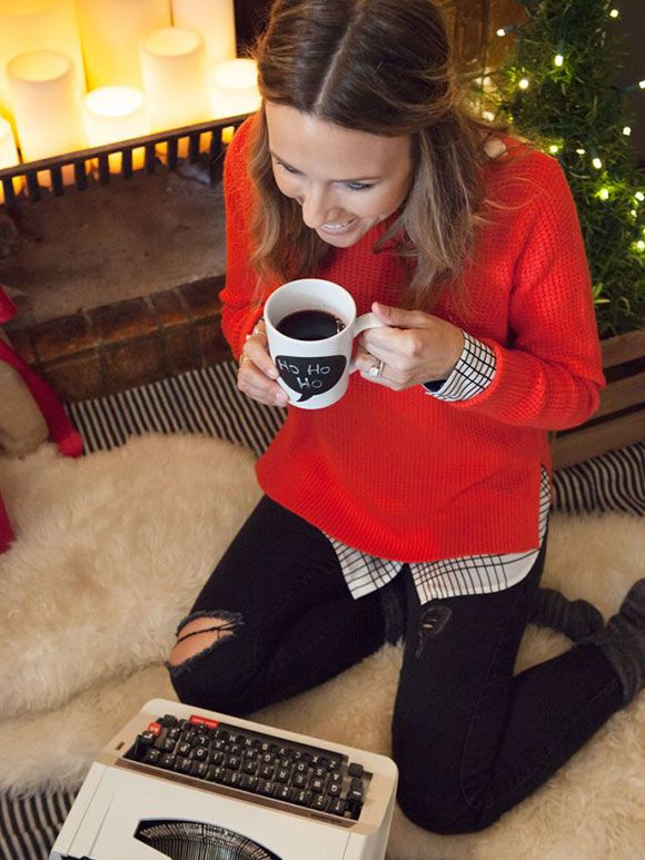 Fashion Fix: Rode kerst - My Simply Special