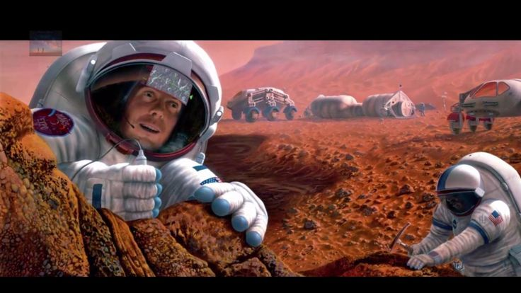 Mars: Humankind's Next Great Adventure