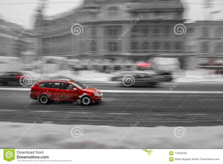 Photo about Trying to obtain panning effect with selective colour. Image of bucharest, trying, arhitecture - 114033163