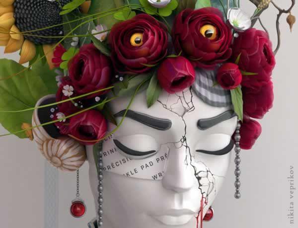 por Nikita Veprikov (Ucrânia) http://meiaseis.com/blog/arte-digital-de-nikita-veprikov-ucrania/…
