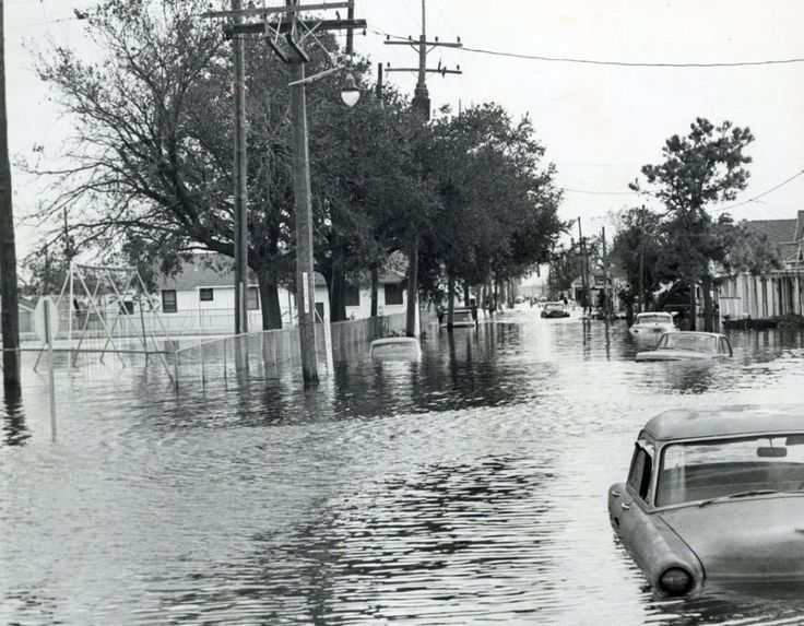 1965: Hurricane Betsy smashes ashore near New Orleans | NOLA.com