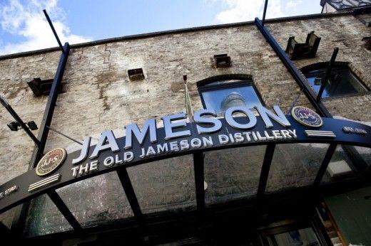 Jameson Distillery Tour Dublin | 12 Months Voucher Validity