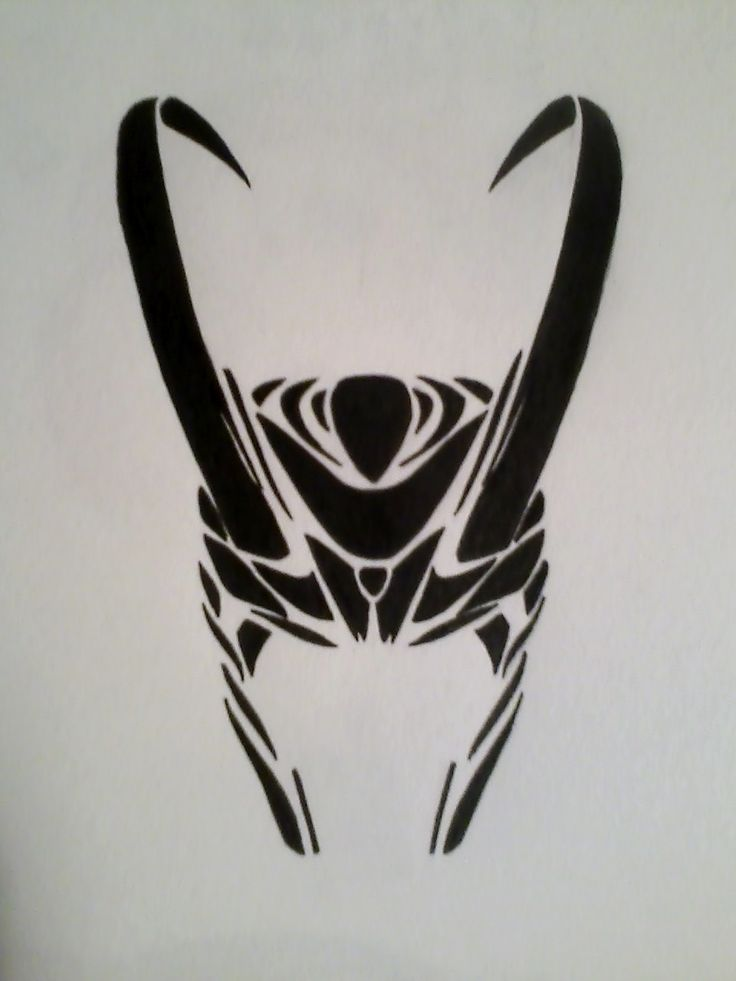 loki tattoo designs - Google Search