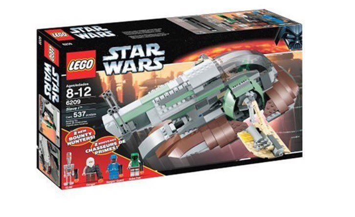 Starwars Lego slave 1#starwarscosplay #starwarsfigurescollectible #legostarwars #legostagram #lego by retroforcetoystore