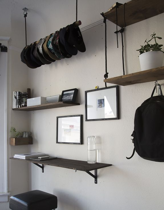 DIY Hat Rack Ideas for You. Check it out!  #DIY #hat #rack #formen #easy #ikea #display #wood #kids #forwomen #organizations #diyhatrack #ideas #cowboy #pallet