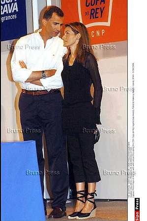 Doña Letizia & King Phillip of Spain❤️❤️❤️