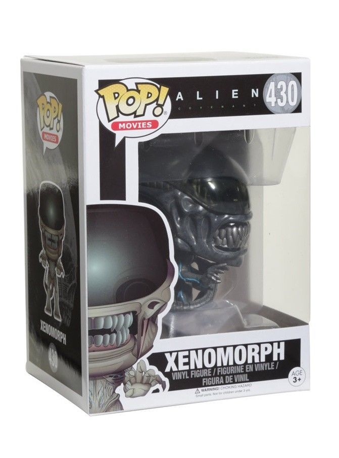 Alien Covenant Xenomorph Vinyl Figure Item #13094 Funko Pop Movies