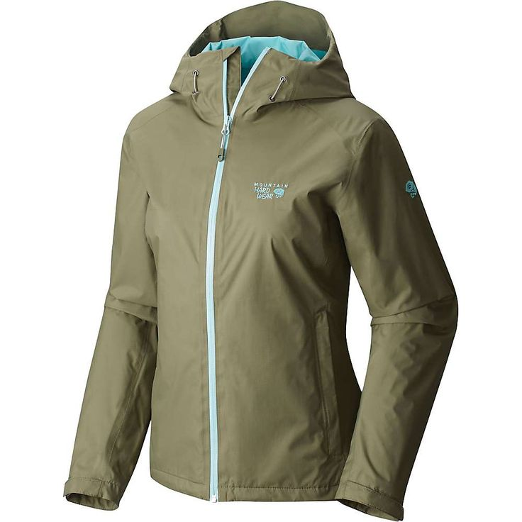 Mountain Hardwear Women's Finder Jacket - at Moosejaw.com
