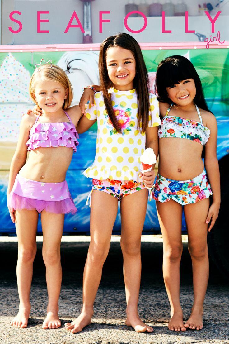 Seafolly Girls Summer 2014. seafolly.com