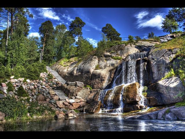 Sapokka Water Garden in Kotka, Finland  | Flickr - Photo Sharing!
