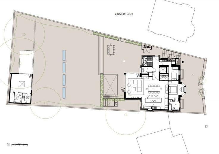 Gespaltene Persönlichkeit: Das Haus wurde aufgeteilt in 2 Epochen und hat dadurch einen vielseitigen Stil