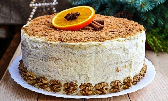Нежный творожный торт, который идеально подходит для праздника