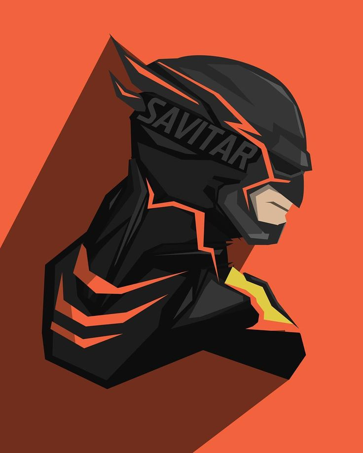 Many people missing the #popheadshots so here is a little remixed Black Racer…