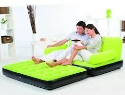 Flocado colchón inflable o un sofá cama a las 2 plazas llenas de bomba ... ✿ ▬► Ver oferta: https://cadaviernes.com/ofertas-de-colchon-sofa-cama/