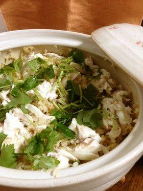 土鍋で簡単20分☆魚が美味しい鯛めし by ウチのご飯だよ ... 土鍋で簡単20分☆魚が美味しい鯛めし