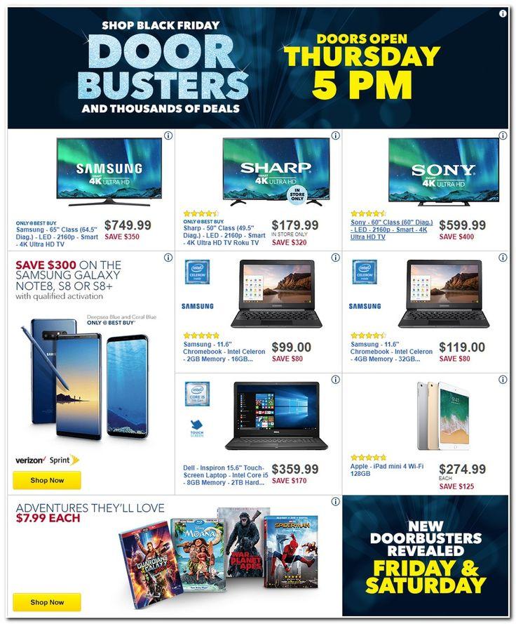 Best Buy Black Friday Ad 2017