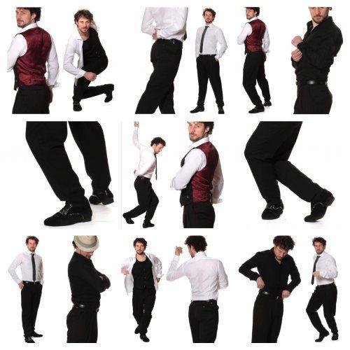 """Jetzt ist sie da: immer häufiger wurden wir von besonders schlanken Herren nach Tanzhosen in Größe 46 gefragt. Wir erweitern nun das Tanzkönig Sortiment und beginnen mit """"Lean Lucas"""". D…"""