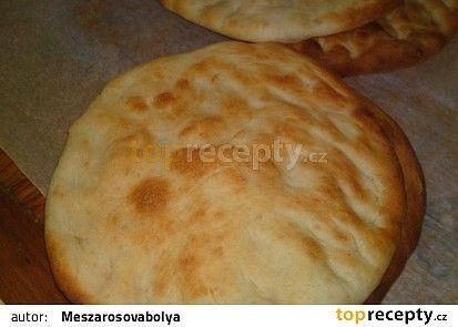 Italský chléb - focaccia recept - TopRecepty.cz