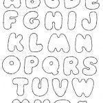 moldes de letras para imprimir alfabeto