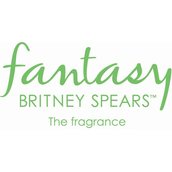 Britney Spears Fantasy Logo ❤ liked on Polyvore