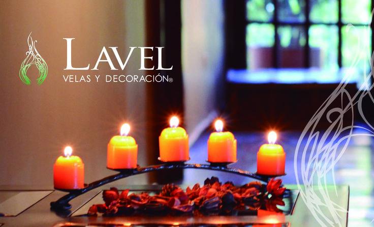Velas votivas en todas nuestras esencias, un hermoso detalle que llenará de vida tus ambientes. Complementarlas con un candelabro será el detalle especial en tu decoración. #lavel_velas #candelabro #votivas #velas #orange