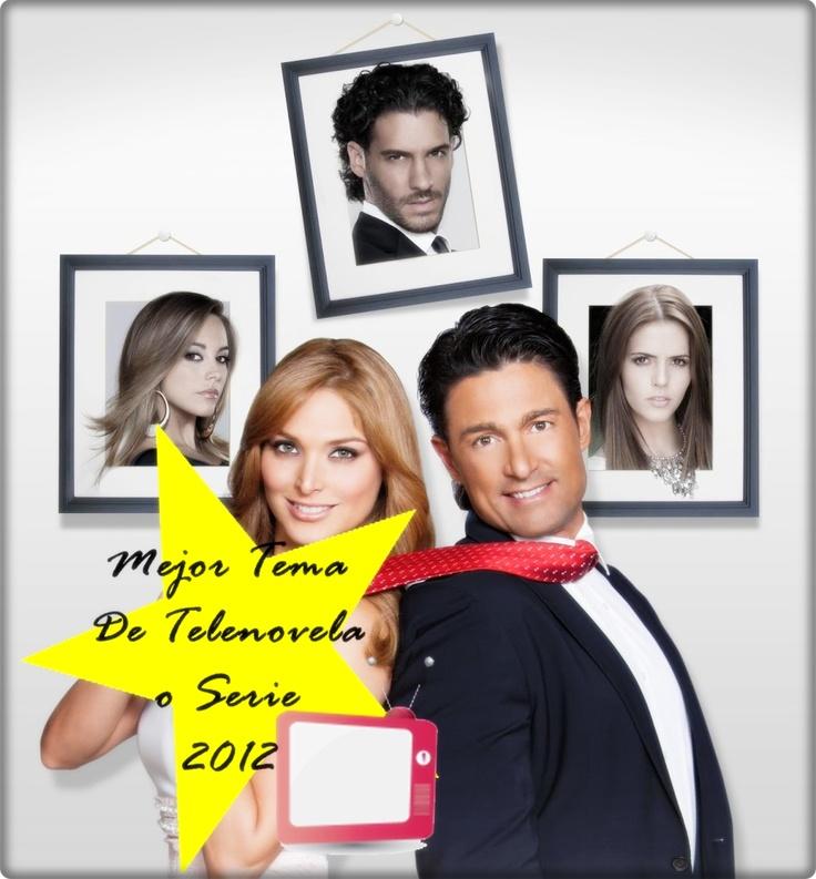 Mejor Tema De Telenovela o Serie...  El Amor Manda, Maria Jose - Porque El Amor Manda