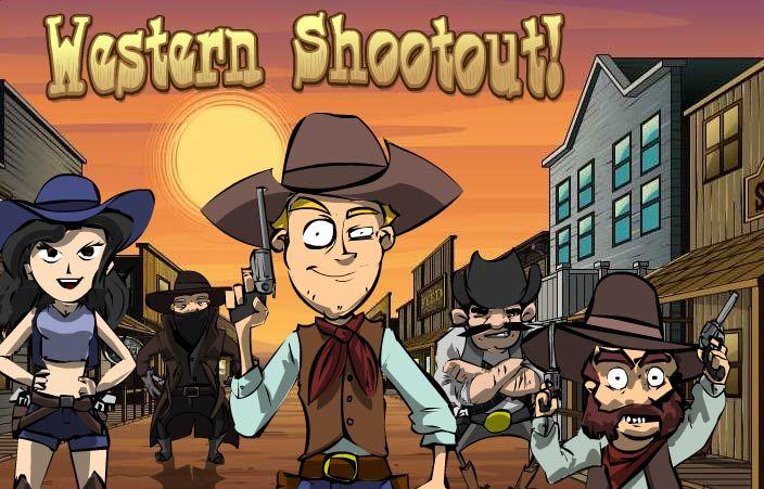 Western shootout - photo#34