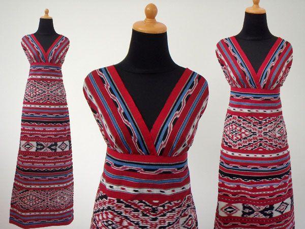 indonesian traditional fabric #tenun
