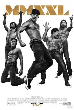 """My review of Magic Mike XXL - quote: """"Sadly, Magic Mike XXL jettisons both its original director (Soderbergh, who now steps in as cinematographer) and any attempt at depth. As directed by Gregory Jacobs, the dark grit of, say, a Saturday Night Fever is now replaced with the DNA of National Lampoon's Vacation's meandering, prurient travelogue."""" Read the rest: http://reelroyreviews.com/2015/07/05/a-big-dumb-himbo-of-a-film-magic-mike-xxl/"""