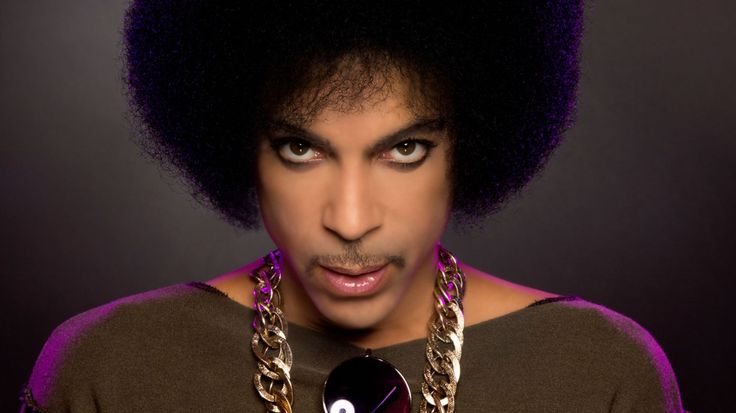I love this photo of Prince. He seems to be nicely asking me to repeat myself because he liked what …