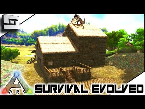nice ARK: Survival Evolved - NEW BASE PLACE! E3 ( Procedurally Generated Gameplay )