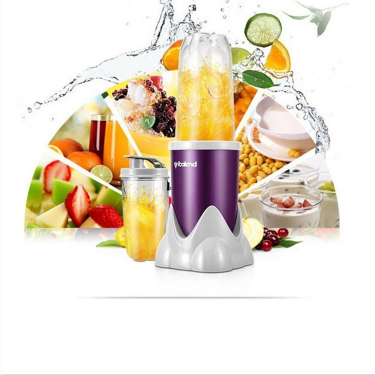 250W  Fruit Mixer Superfood Extractor Blender Food Processor Juicer Kitchen Appliances mixer Drink Bottle Smoothie Maker Fruit #Affiliate