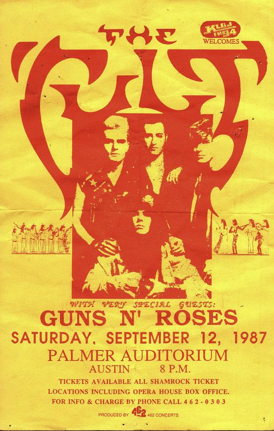 The Cult Concert Poster https://www.facebook.com/FromTheWaybackMachine/