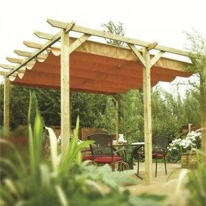 A definitive guide to garden structures, explaining the difference between a pergola, gazebo and arbour.