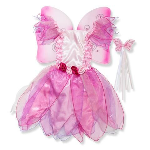 Pink Fairy 3-5 Costumes (for sienna)